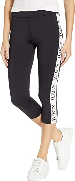 Juicy Compression Crop Leggings