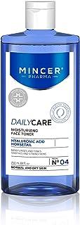 Mincer Pharma Daily Care Hydraterende en verzachtende gezichtstonic voor normale en droge huid met arnica, sheaboter, zoet...