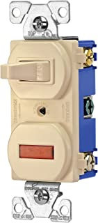 Best wiring single pole switch with pilot light Reviews