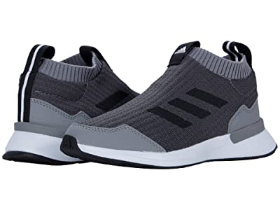 adidas Kids RapidaRun LL (Little Kid) (Grey Four/Core Black/Grey Three) Kids Shoes