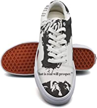 Gwende Zeno Xxxtentacion-Members-Only,-Vol.-3 Women's Canvas Skate Shoes Fashion Sneaker