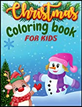Christmas Coloring Book For Kids: Packed Full Of Christmas Fun, 60 Kids Christmas Coloring Pages - Merry Christmas! Gifts ...