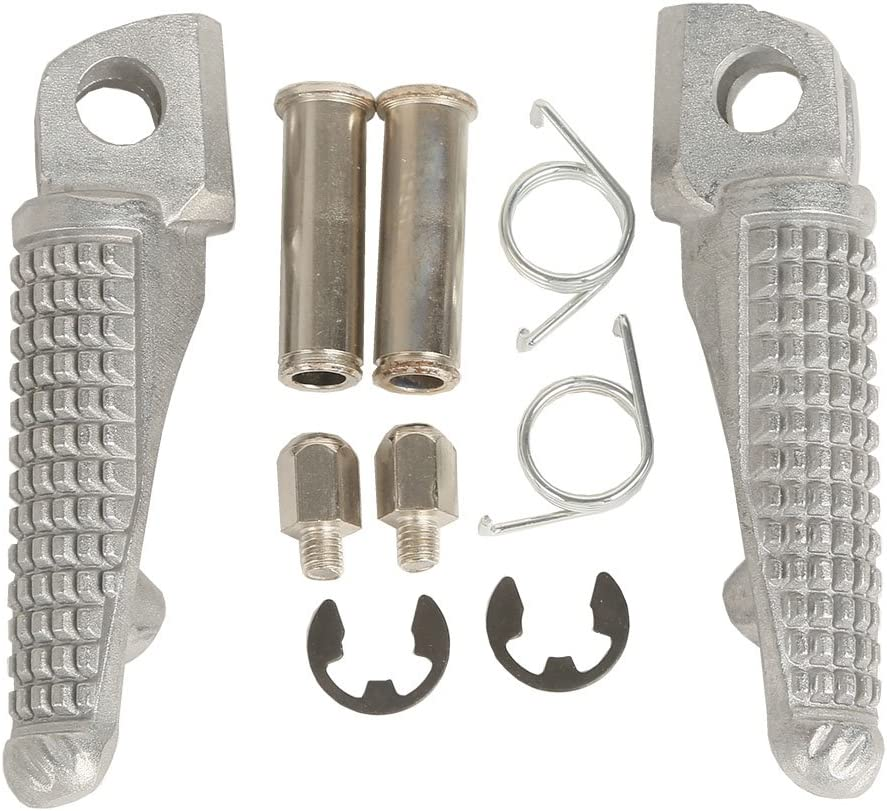 XMT-MOTO Front Footrest Foot Pegs New color For Ninja ZX6R free Kawasaki 1998-2