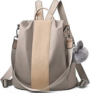 Charmore Women Backpack Ladies Rucksack Waterproof Nylon School bags Anti-theft Daypack Shoulder Bags