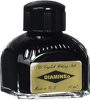 Diamine Fountain Pen Ink, 80 ml Bottle, Saddle Brown