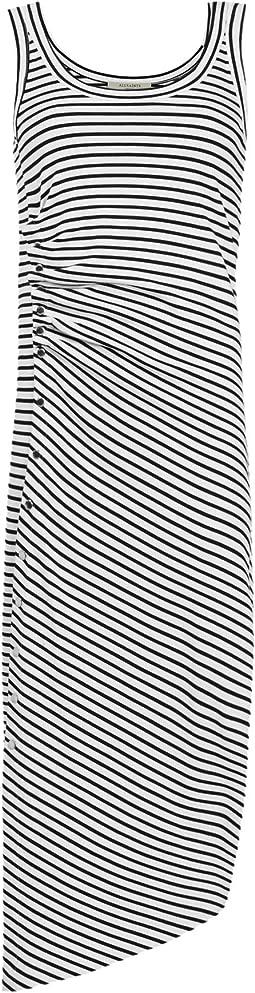 Hatti Sleeveless Stripe Dress