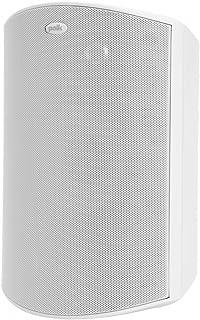 Polk Audio Atrium 8 SDI Flagship Outdoor Speaker (White) - Use as Single Unit or Stereo Pair | Powerful Bass & Broad Sound...