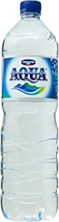 Aqua Mountain Spring Water, 1.5L, (Pack of 12)