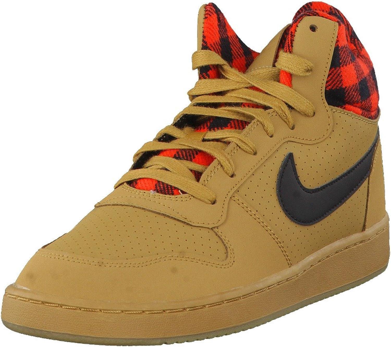 Nike Mens 844884-700 Fitness shoes, Multicoloured (Wheat Black-Light Crimson-Gum Light Brown), 40 40 EU