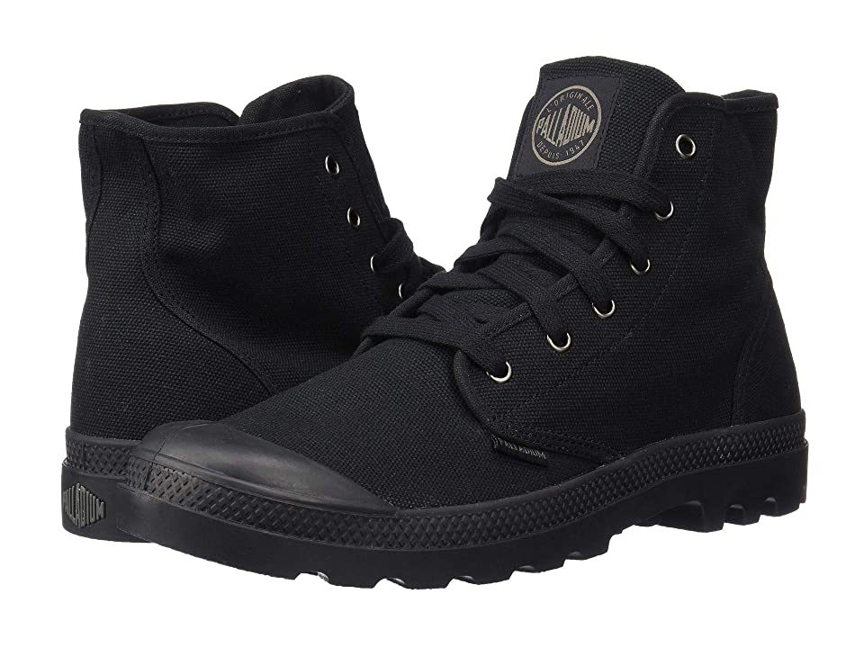 Palladium Pampa Hi (Black/Black) Men