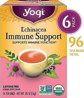 Best yogi immune support tea benefits Reviews