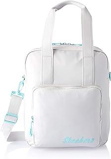 Skechers S551 Getty Shopper Bag, Silver, 36 Centimeters