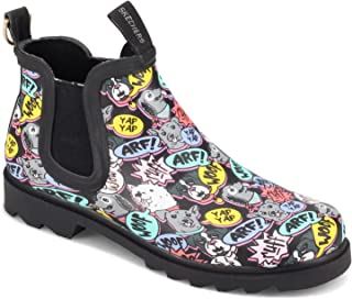 حذاء للعمل من Skechers للنساء، ليسال مطاط