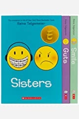 Smile, Sisters, and Guts: The Box Set Paperback