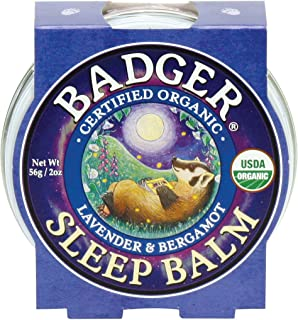 Badger Sleep Balm with Lavender & Bergamot - 2 oz