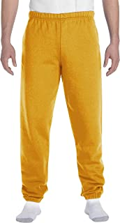 Mens Lightweight Sweatpants Elastic Pockets Jogger Pants