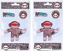 SI World's Smallest Bundle Savers (Sock Monkey)