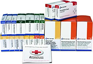 Pac-Kit by First Aid Only 90783 36 Unit ANSI A+ with BBP First Aid Kit Refill
