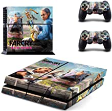 Playstation 4 Skin Set - Far Cry New Dawn HD Printing Vinyl Skin Cover Protective for PS4 Console and 2 PS4 Controller by Mr Wonderful Skin