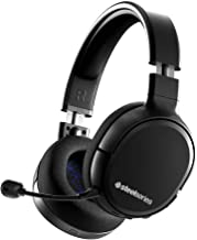 SteelSeries Arctis 1 Wireless Gaming Headset - USB-C Wireless - Detachable Clearcast Microphone - for PS4, PC, Nintendo Sw...