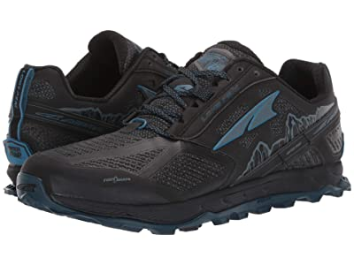 Altra Footwear Lone Peak 4 Low RSM (Black/Blue) Men
