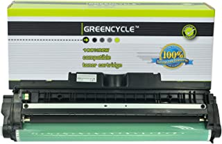 GREENCYCLE Drum Unit Replacement Compatible for 126A CE314A Laserjet Pro 100 MFP M175a M175nw M275 M275nw CP1025 CP1025nw (1-Pack, Black/Color)