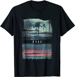 Fiji Shirt Beach Tshirt South Pacific Tee Men Women Youth