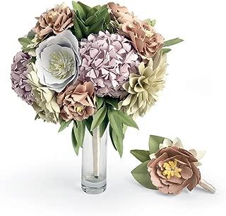 Sizzix DT DIY Kit Bouquet&Boutonniere