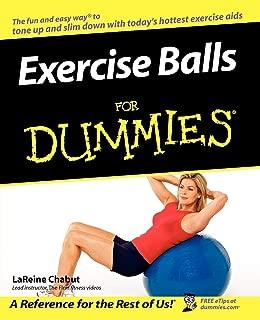 Exercise Balls For Dummies