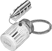 Honeywell Braukmann Sparco T104F1512 Thermo Rad Valve