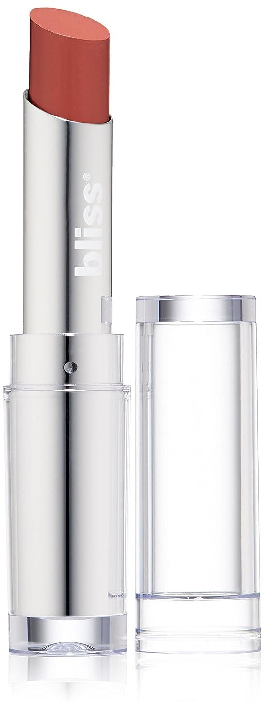 ブリス Lock & Key Long Wear Lipstick - # Ahh-some Blossom 2.87g/0.1oz並行輸入品