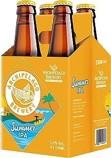 Archipelago Brewery Summer IPA Craft Beer Bottle, 4 x 330ml
