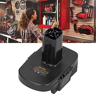 Batterijconverter, lichtgewicht batterijadapter Klein formaat voor batterijadapter