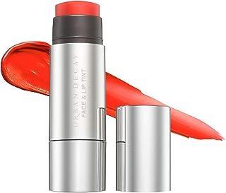 Urban Decay Stay Naked Face & Lip Tint, Bang - Sunny Red-Orange - Long-Lasting, Blendable, Sheer Color for Lips & Cheekbon...