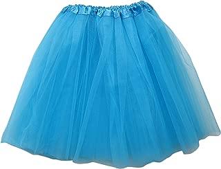So Sydney Adult Tutu Skirt, Tutu for Women, Tutu Skirt Womens 3 Layer Costume Ballet Dress