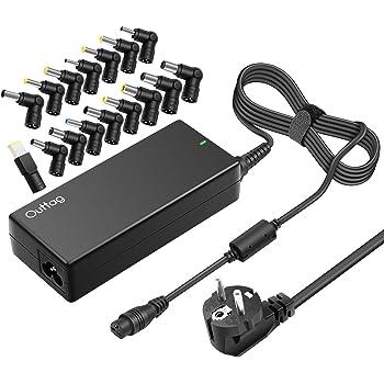 Chargeur D'alimentation Universel 90w pour ordinateur PC