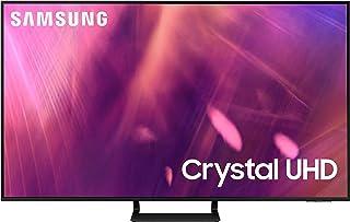 Samsung 55 Inches AU9000 Crystal UHD 4K Flat Smart TV (2021), Black, UA55AU9000UXZN