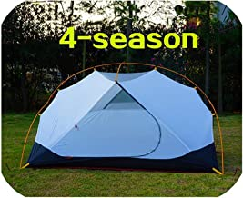 4 Season 2 Person Tent Vents Ultralight Camping Tent Body for Inner Tent