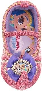 Nickelodeon Girl's Shimmer & Shine Slippers