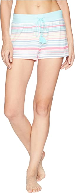 Tropicana Stripped Shorts