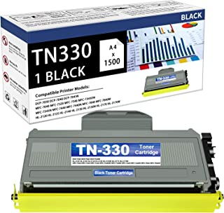 Sponsored Ad - HOBBYUNION Compatible Toner Cartridge Replacement for Brother TN-330 (Black,1-Pack)