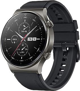 "HUAWEI Watch GT 2 Pro Smartwatch, 1.39"" AMOLED HD Touchscreen, 2-Week Battery Life, GPS and GLONASS, SpO2, 100+ Workout Mo..."