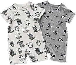 Pyjama Nouveau née Combinaisons en Coton Bébé Fill