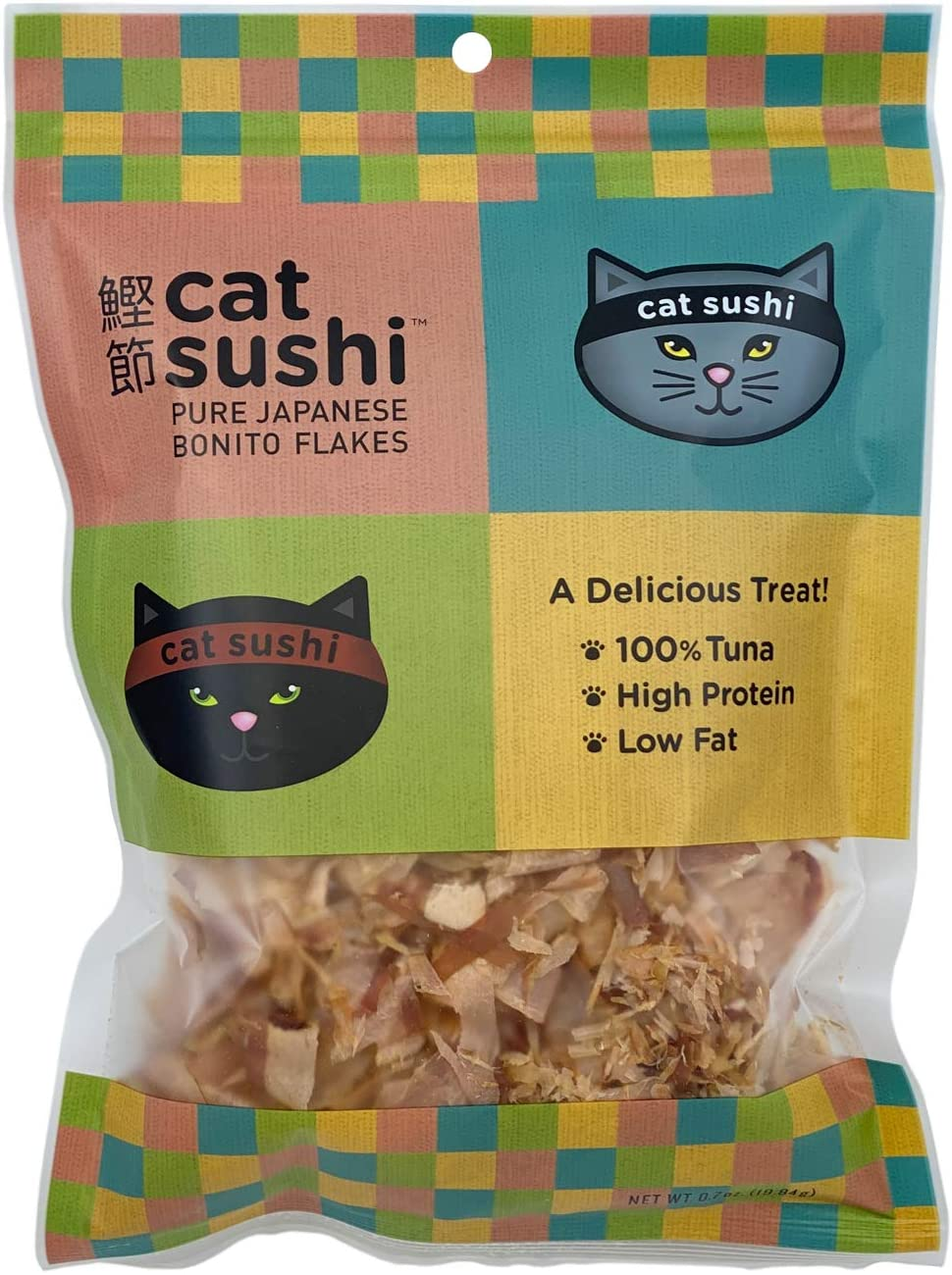Cat Sushi Bonito Flakes