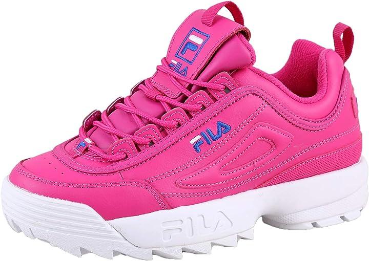 Fila disruptor donna ii leopard scarpe da ginnastica donna scarpe donna 5XM00827-120
