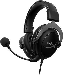 HEADSET GAMER HYPERX CLOUD II KHX-HSCP-GM - PRETO/CINZA