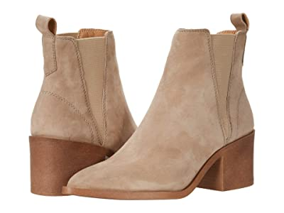 Steve Madden Audience Boot (Taupe Suede) Women