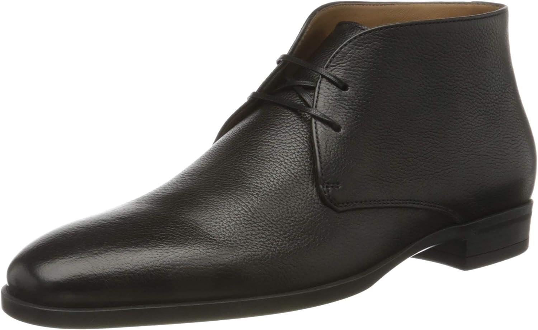 BOSS Men's Kensington_desb_gr Half Boots 11 Cash special price Black1 Quantity limited