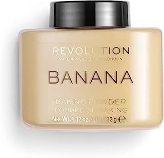 Makeup Revolution Luxury Banana Powder, Yellow