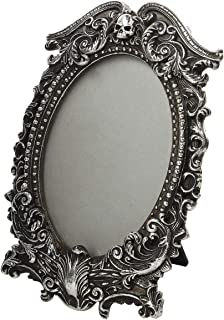 Alchemy of England Masque Of The Black Rose Picture Frame Silver